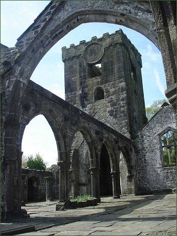 St Thomas a'Becket, Heptonstall