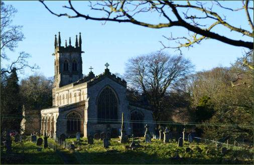 Aysgarth Church