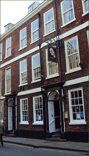 Guy Fawkes Inn, York