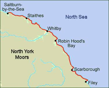 North Yorkshire Heritage Coast